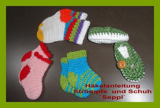Baby Schuhe Baby Socken Häkeln Diy Häkeln