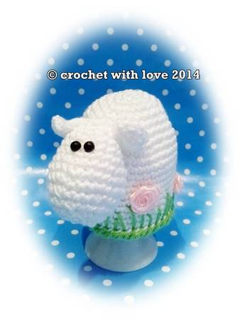 Schaf Als Eierwärmer Häkeln Eierwärmer Diy