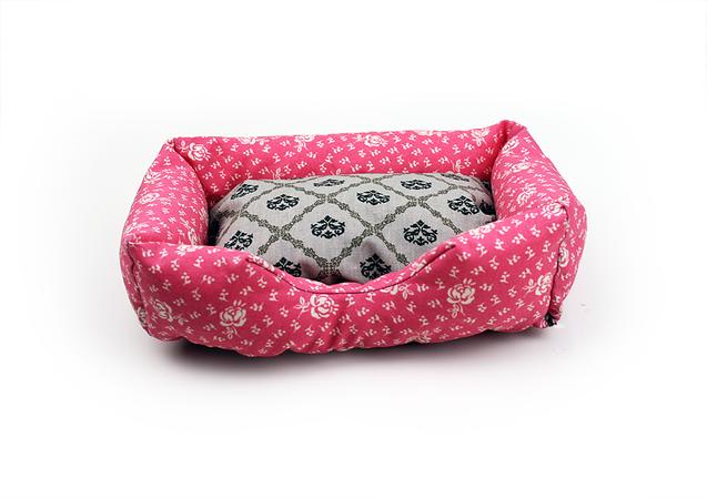 Hunde-Bett nähen // Schnittmuster Katzen-Bett