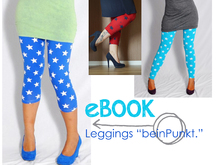 "E-Book #52 - Leggings ""beinPunkt."""