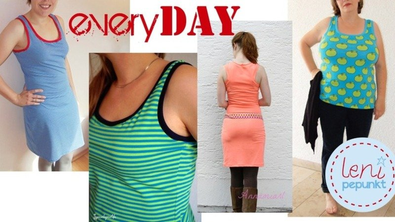 "E-Book #54 - Shirt ""every.DAY"""