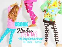 "E-Book #55 - kids leggings ""BEIN.pünktchen"""