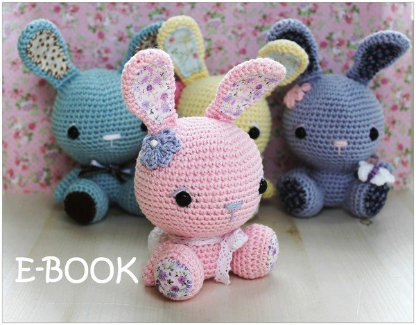 amigurumi hase selber h keln hase h keln. Black Bedroom Furniture Sets. Home Design Ideas