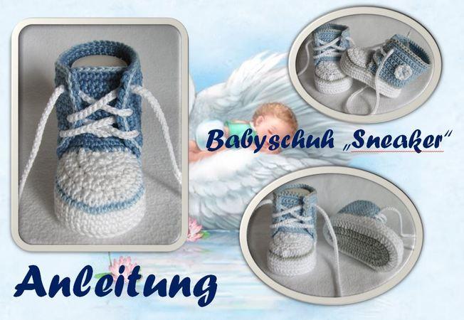 Baby Sneaker Häkeln Diy Baby Schuhe Häkeln