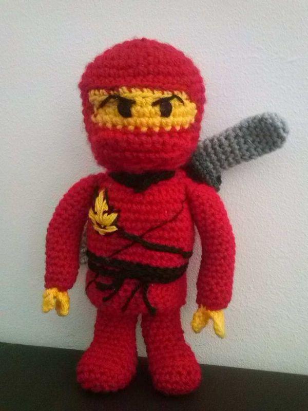 Amigurumi Tartarughe Ninja : Ninja hakeln // Amigurumi Ninja-Figur hakeln
