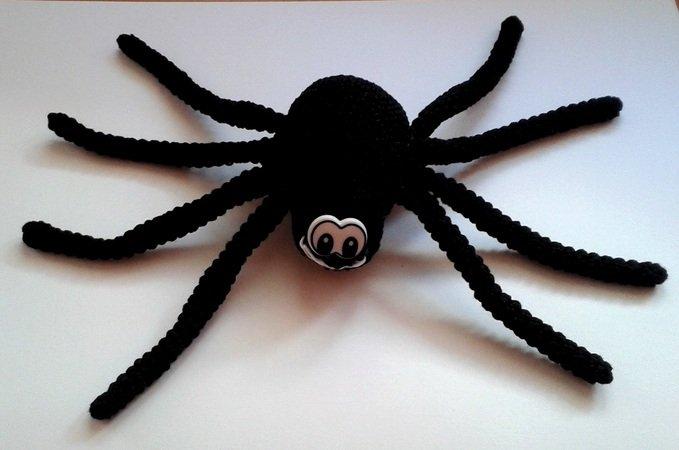 Spinne Häkeln Halloween Deko Schön Gruselig