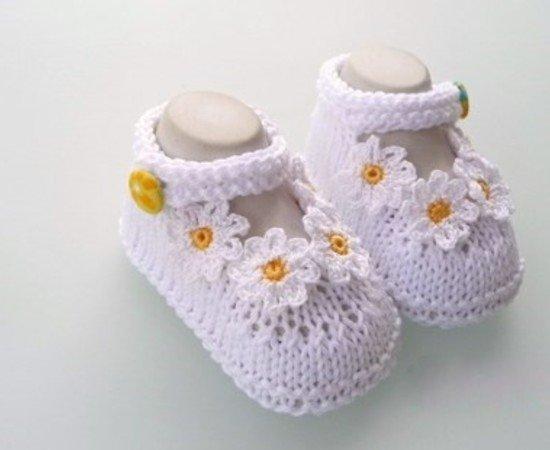 Babyschuhe Stricken Babyschuhe Häkeln