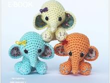 Elefant Häkeln 2 Motive Auch Für Anfänger