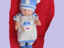 Wickie - Baby Set