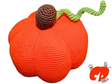 Crochet Pattern: Pumpkin