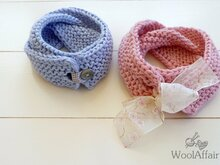 Strickanleitung BabySchal - Grobstrick DIY - No.21