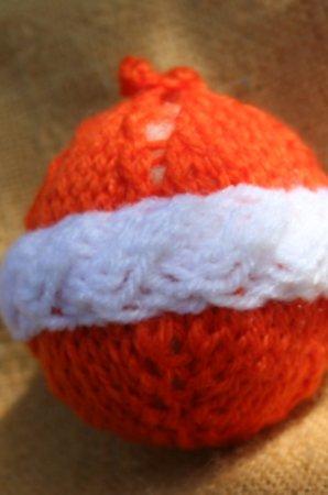 Weihnachtskugeln häkeln– DIY-Weihnachts-Deko✓