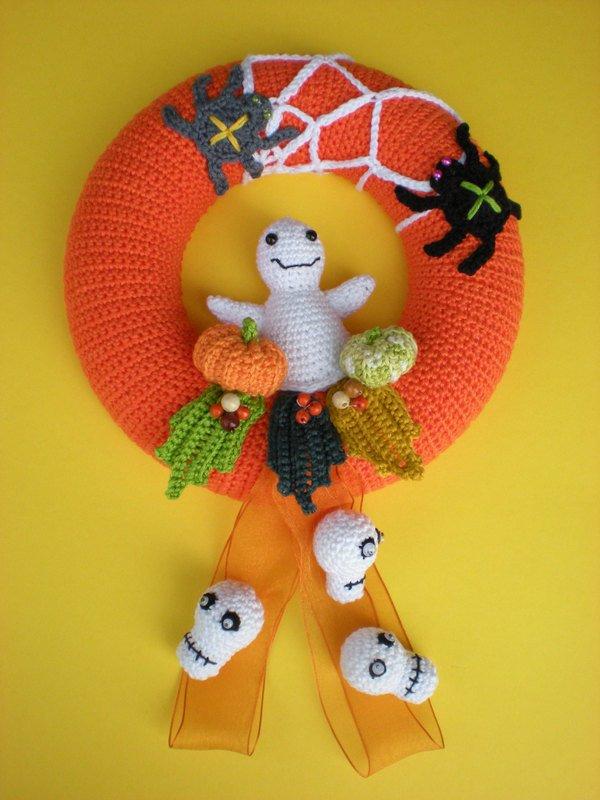 T rkranz h keln diy pdf halloween deko for Halloween zimmerdeko