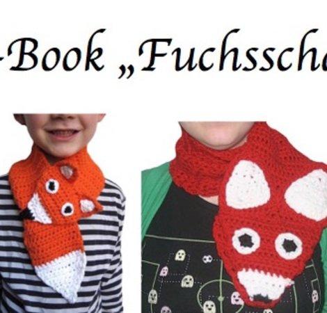 Schal Mit Fuchs Motiv Selber Häkeln 2 Gr ツツ