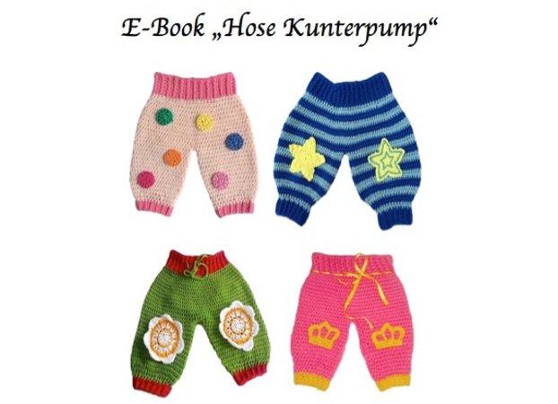 Pump Hose Für Babys Selber Häkeln ツ Diy ツ