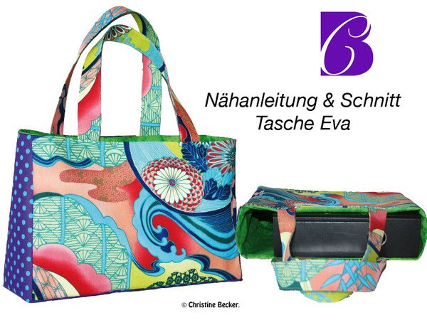 Tasche selber nähen ☆ DIY-Handtasche nähen ☆