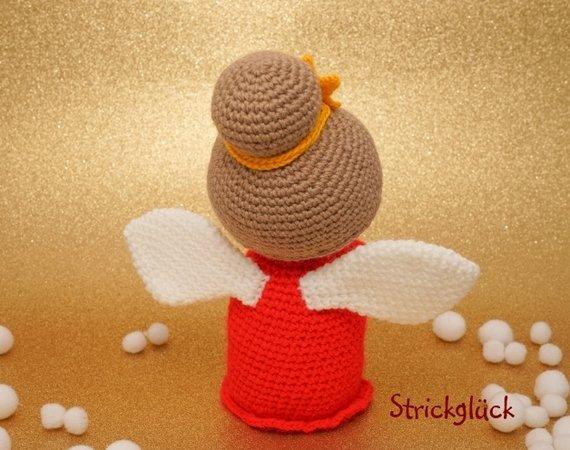 Weihnachts Engel Häkeln Diy Weihnachtsdeko