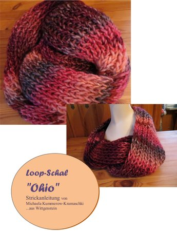 "Loop-Schal ""Ohio"""