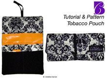 E-Book Tutorial and Pattern Tobacco Pouch, Pdf