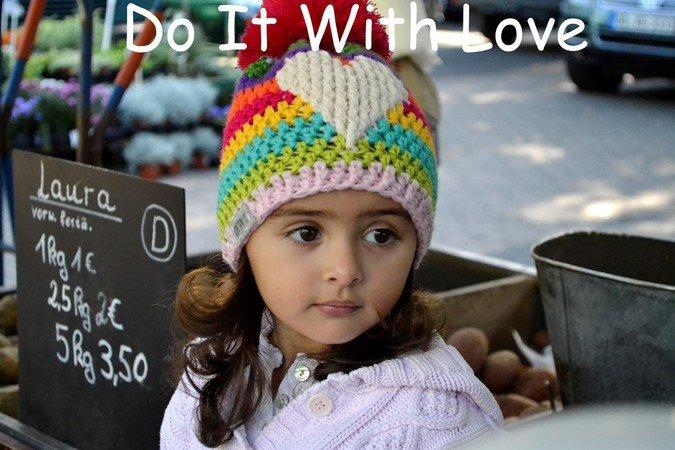 Mütze selber häkeln - DIY-Charity