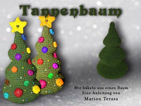Tannenbaum Selber Häkeln Hübsche Deko