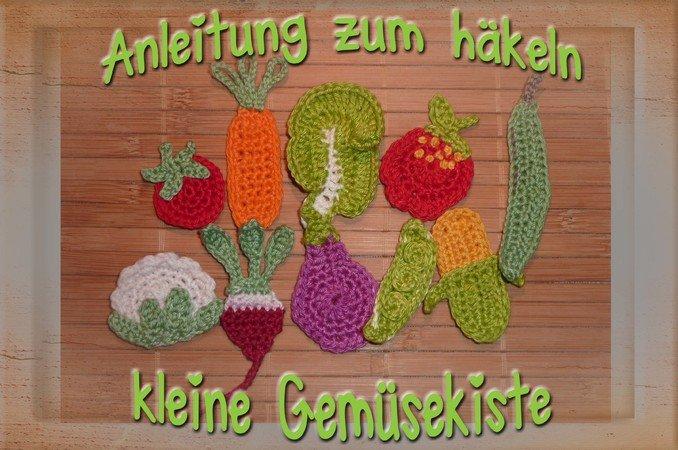 Applikationen Häkeln Gemüse Deko Häkeln Pdf