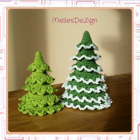 Häkelanleitung Für Weihnachtsdeko Tannenbaum
