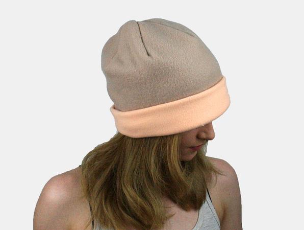 Beanie-Mütze für Damen & Herren selber nähen