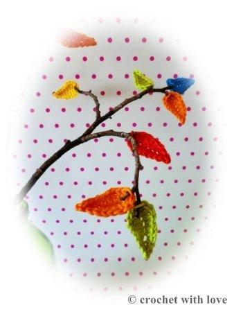Kostenlos Herbstdeko Selber Häkeln Diy Pdf
