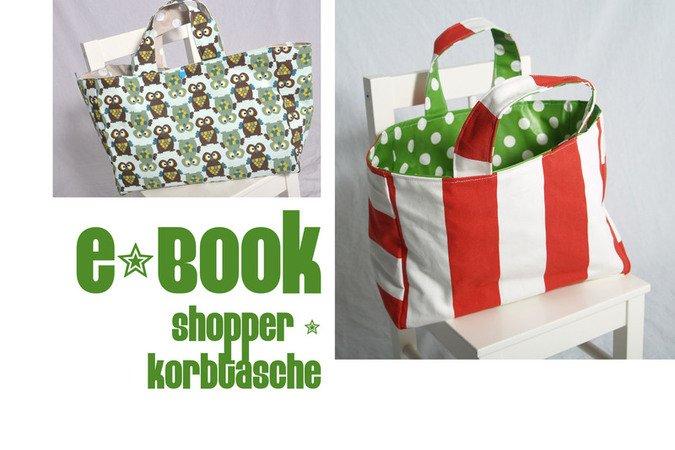 98a4d09136ea1 E-Book  37 Shopper - Korbtasche