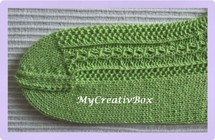 Socken stricken // für Kinder + Erwachsene