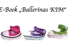 "E- Book ""Ballerinas"" Gr.15-18"