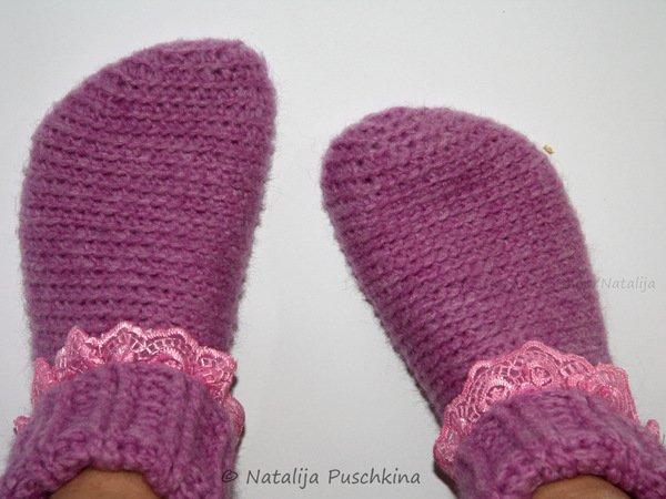 Socken Häkeln Für Damen Und Herren Diy