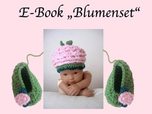 "E- Book ""Blumenset"""