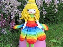 Amigurumi Prinzessin Blog : gratis Puppe hakeln // Amigurumi Puppe hakeln