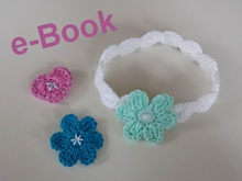 Häkelanleitungen Stirnbänder Und Haarbänder Für Babys Häkeln
