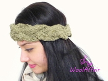 Strickanleitung - Headband - Stirnband DIY - No.108