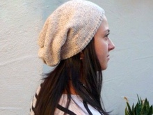 Knitting Pattern – Beanie LINI – no.29E