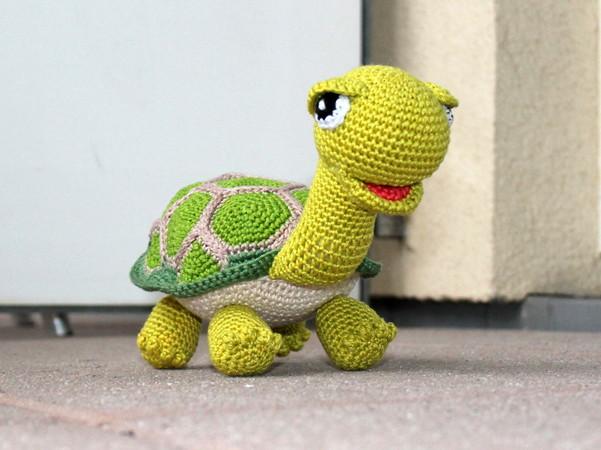 Schildkröte Jetzt Häkeln Diy Amigurumi Pdf