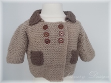 E-Book Strickanleitung Kinderjacke Spring No.4