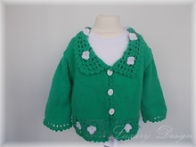 E-Book Strickanleitung Kinderjacke Spring No.13