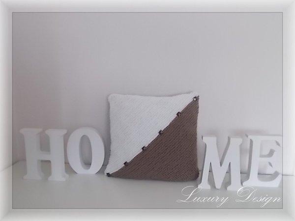 strickanleitung kissen 40x40 und 80x80 long island style no1. Black Bedroom Furniture Sets. Home Design Ideas