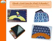 "E-Book ""Cool Case for iPad/ E-Book-Reader"""