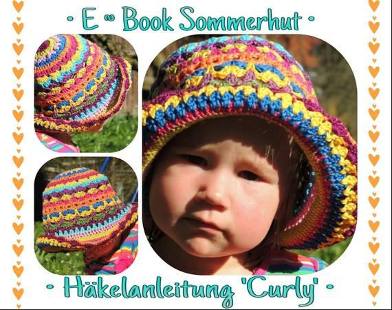 Hut Für Den Sommer Häkeln Sonnenhut Häkeln
