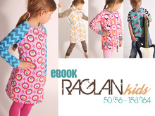 E-Book / PDF #73 Raglan.kids 50/56 - 158/164
