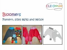 Bloomers, sizes 86/92 and 98/104