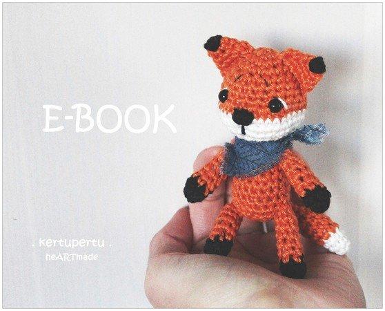 Fuchs Häkeln Passt In Eine Hand Süß
