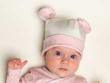 ORSO Baby Hat Beanie sewing pattern pdf newborn to 3Y, for Children Boy + Girl in 3 Versions. Nice Baby shower gift from Patternforkids