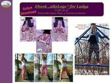 "E-Book, Anleitung ""2ReLegs"" for Ladys Gr. 32 - 50"