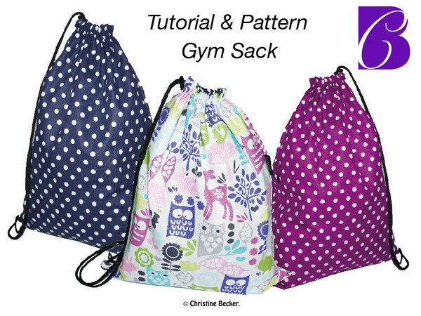 Pdf E-Book Tutorial and Pattern Gym Sack
